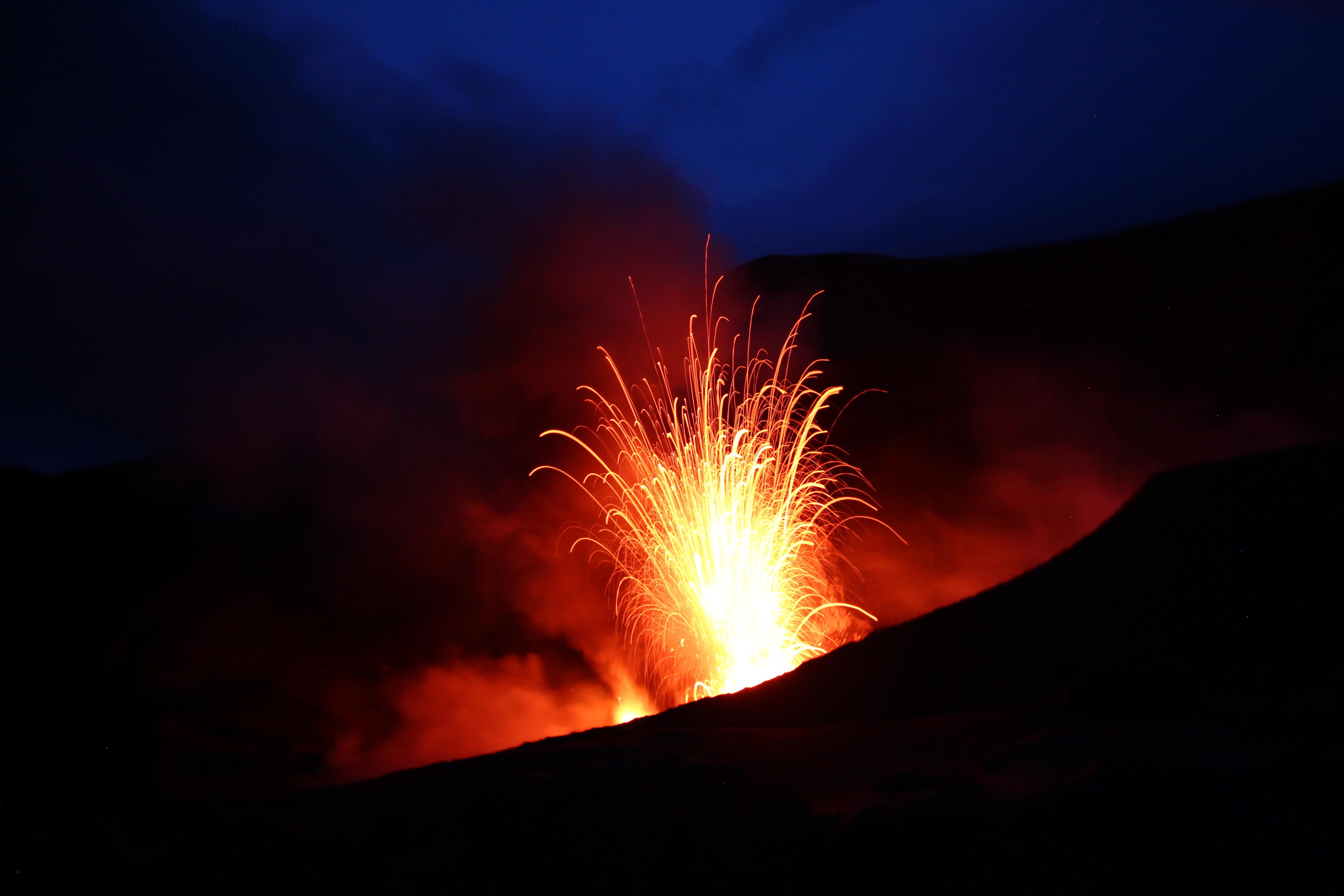 Mt. Yasur Vulkan