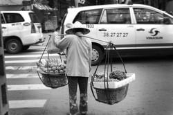 Vietnams food sellers