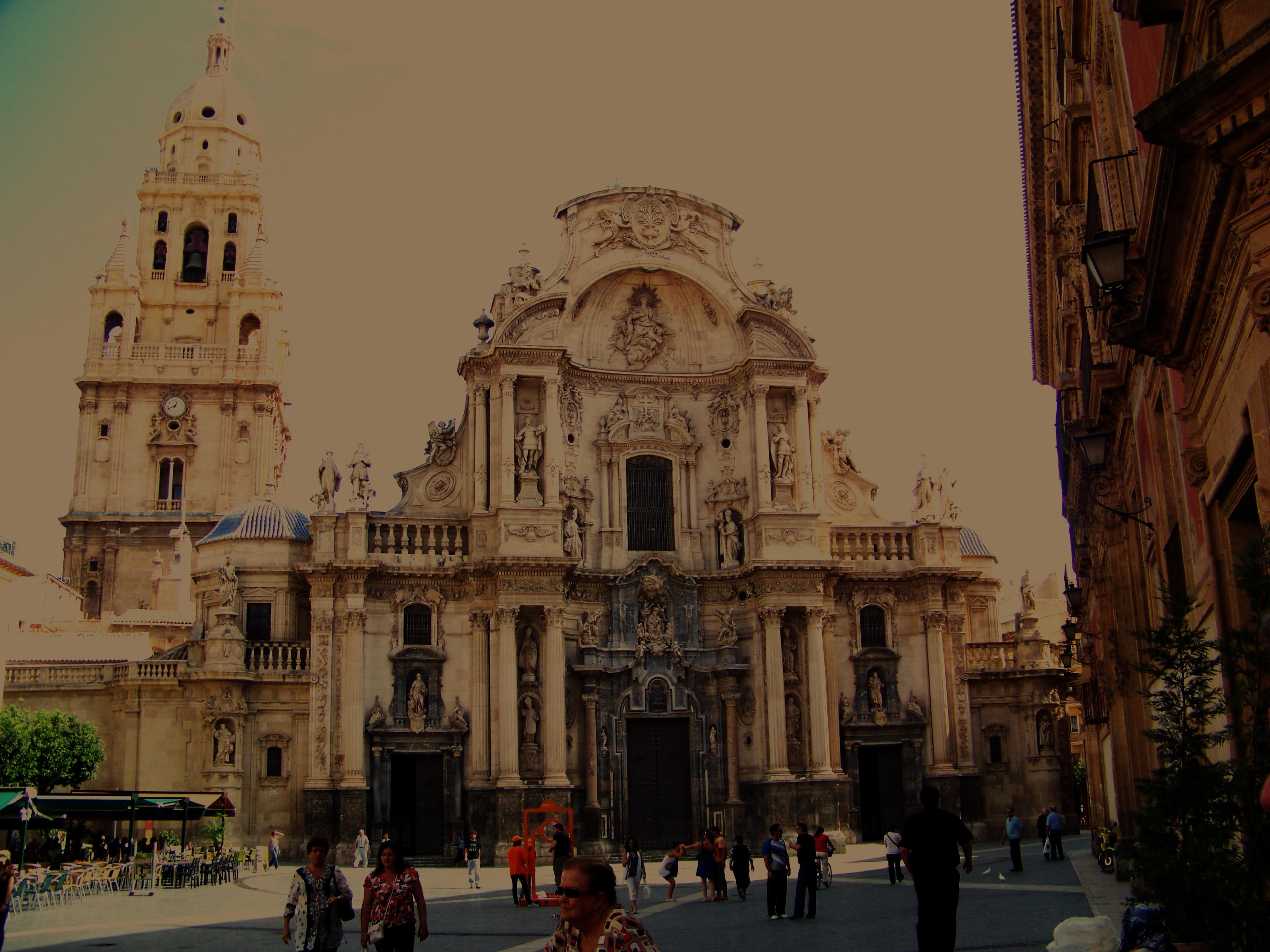 Murcia in Spain