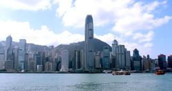 what a skyline!!! Welcome to HK