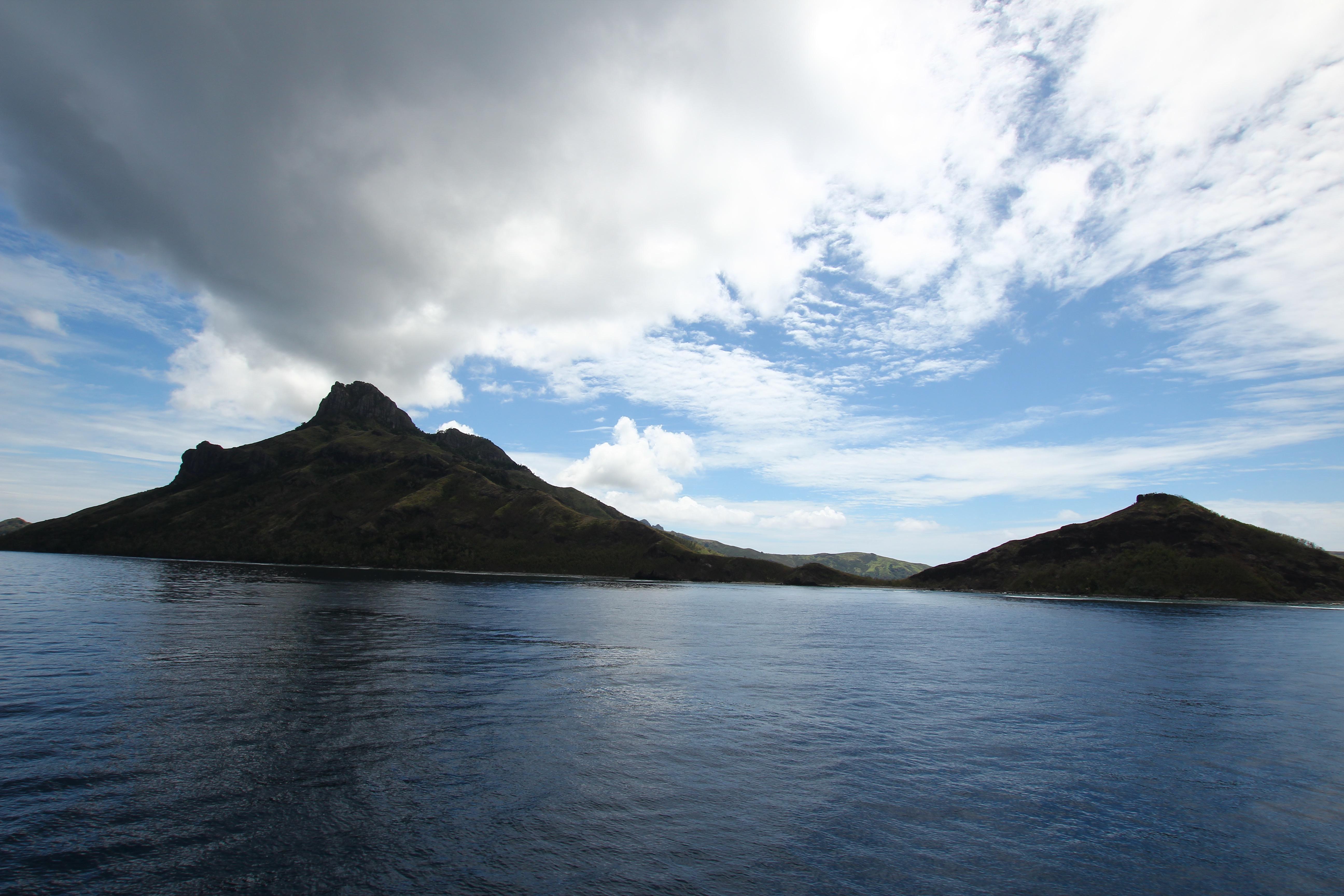 Occtupus island