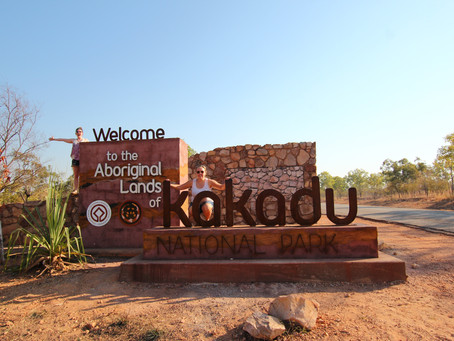 Der größte National Park in Australien-Welcome to Kakadu
