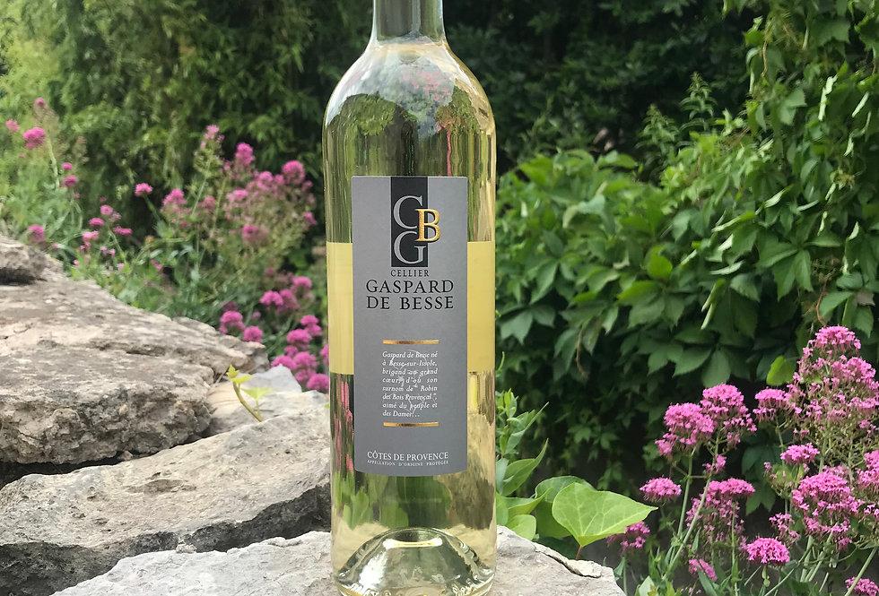 Côtes de Provence Blanc cuvée Gaspard
