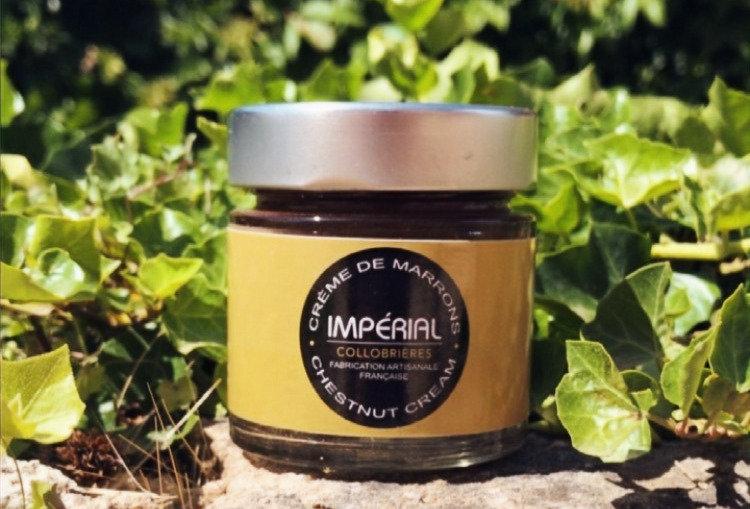 Crème de marron de Collobrières 140gr