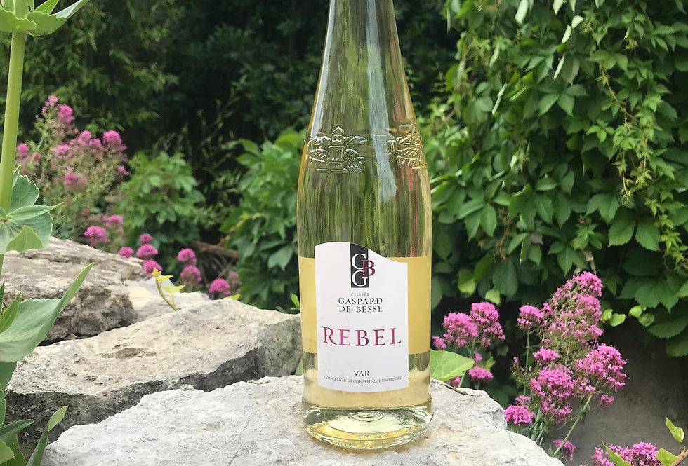 IGP Var Blanc cuvée Rebel