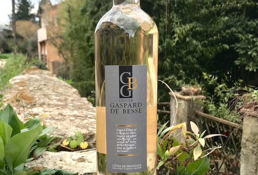 Côtes de Provence Rosé cuvée Gaspard 2020
