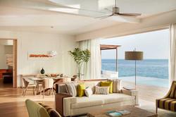 Lux Resort North Male Room2