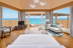 JW Marriott Maldives Bedroom