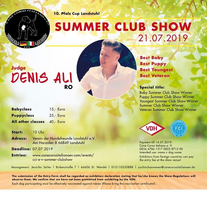 CCI e.V. Sommer Clubshow