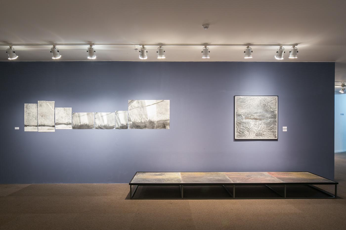 Vista interna galeria