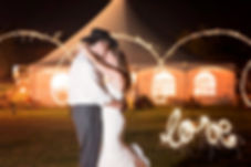 Wedding at Ocean Acres