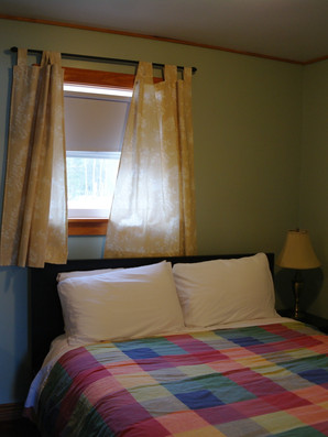 One of the bedrooms. They are all the same size, just decorated differently.