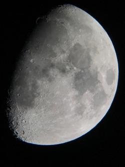 Lua Planetário Vicuña/Chile