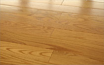 Wood Flooring, Laminate oak, veneered