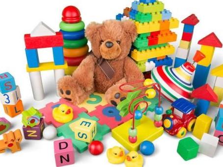 В Норильске стартовала акция «Игрушка – радость детства»