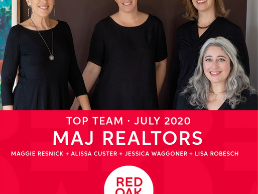 Top Team for July 2020!