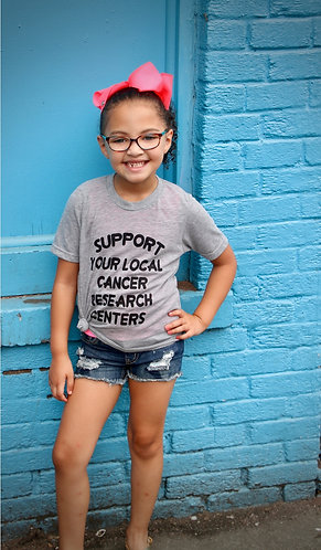 """""""Support Local Research"""" Tee"""