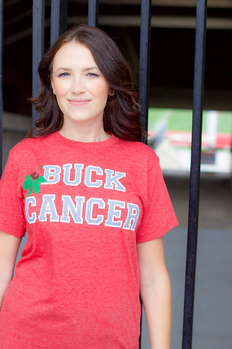 Buck Cancer Tee