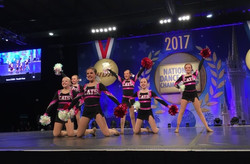 Youth Pom Nationals 2017