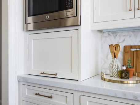 Five Unique Kitchen Storage Ideas