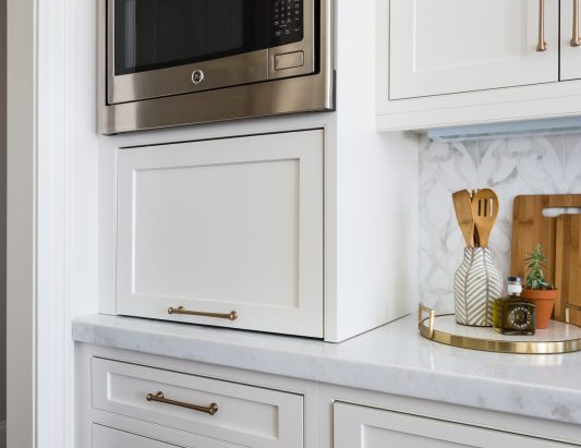 Five Unique Kitchen Storage Ideas