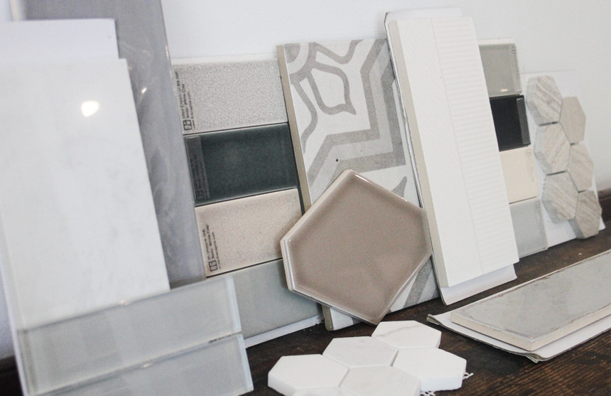 Assorted Tile Samples