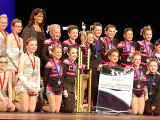 Nationals Dance Competition Interview with Head Coach and Studio Owner, Kelly Else