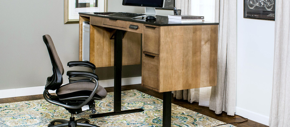 5 At-Home Work Desks For 2020