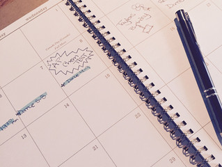 The Key to Managing a Dancer's Schedule