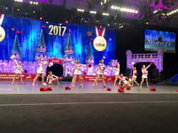 Senior Pom Nationals 2017