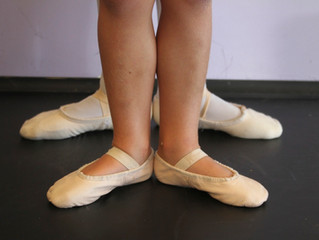 A Parent's Guide to Dancing Ages 4-8