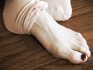Dancer's Feet - Training and Tricks to Avoid Injury