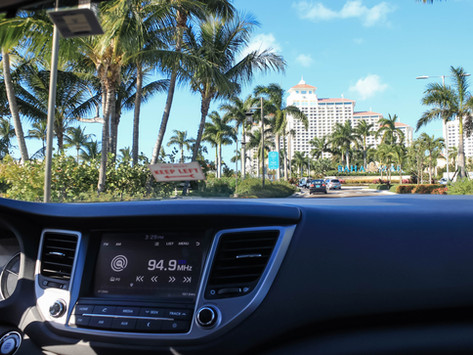 Why Should I Rent a Vehicle on my Visit to the Bahamas?
