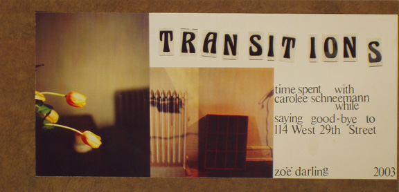 Transitions (front cover)