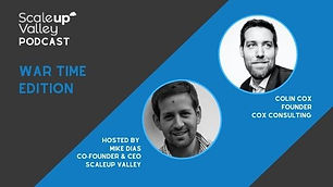 scaleup valley podcast cox consulting.jp