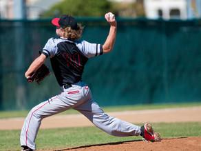 野球選手の肩のケア