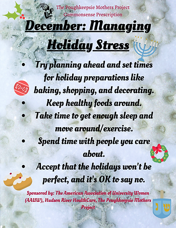 Copy of December_ Managing Holiday Stres