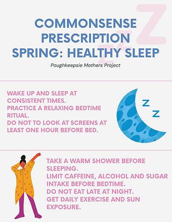 commonsense prescription Healthy Sleep.j