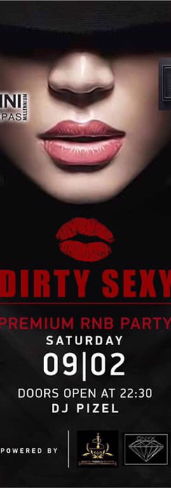 Dirty Sexy RnB Party 2019