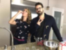 Alison Deyette and Jesse Brune-Horan