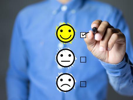 Die Meinung unserer Kunden ist uns sehr wichtig!