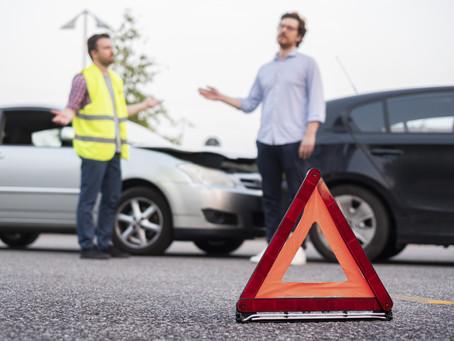 Verhaltensregeln nach einem Unfall