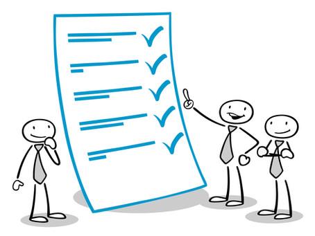Checkliste - Wie erkenne ich eine seriöse MPU Beratungsstelle?