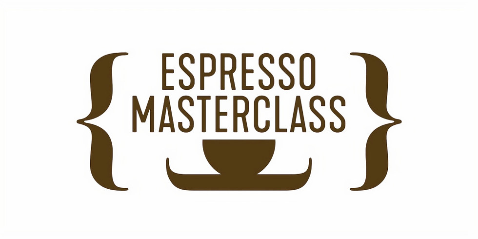 Espresso masterclass