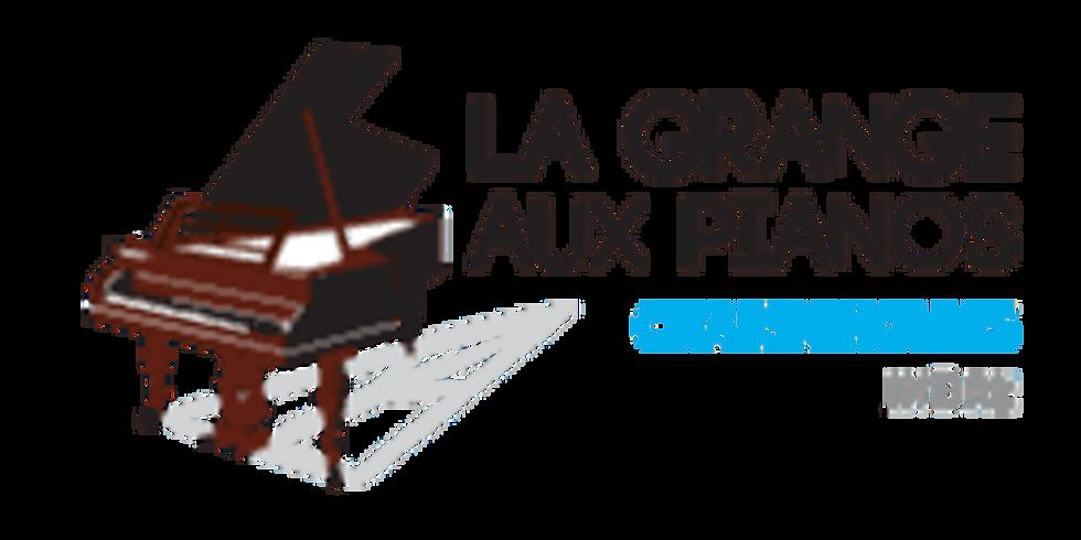 ECMA Session, France - La Grange aux Piano