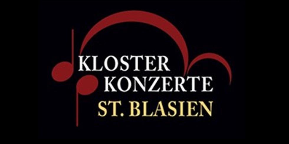 Klosterkonzerte St. Blasien