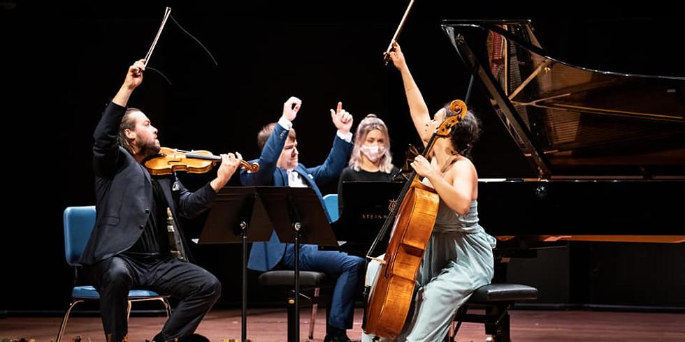 Trio Bohémo and Simone Gramaglia