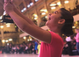 ISTD GRAND FINALS 2018 in Blackpool Marks Competition Season End