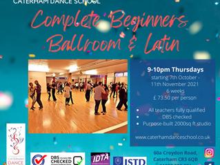 NEW COMPLETE  BEGINNER DANCE CLASS !!!