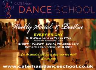 Socials & Drop In Fridays